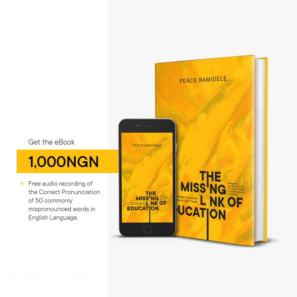 The Missing Link of Education Product Image